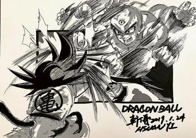 Dragon Ball: Mãn nhãn xem lại cuộc chiến giữa Frieza với Goku và nhóm chiến binh Z được tóm tắt qua tranh vẽ - Ảnh 19.