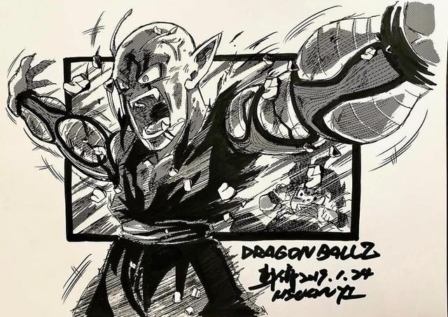 Dragon Ball: Mãn nhãn xem lại cuộc chiến giữa Frieza với Goku và nhóm chiến binh Z được tóm tắt qua tranh vẽ - Ảnh 21.