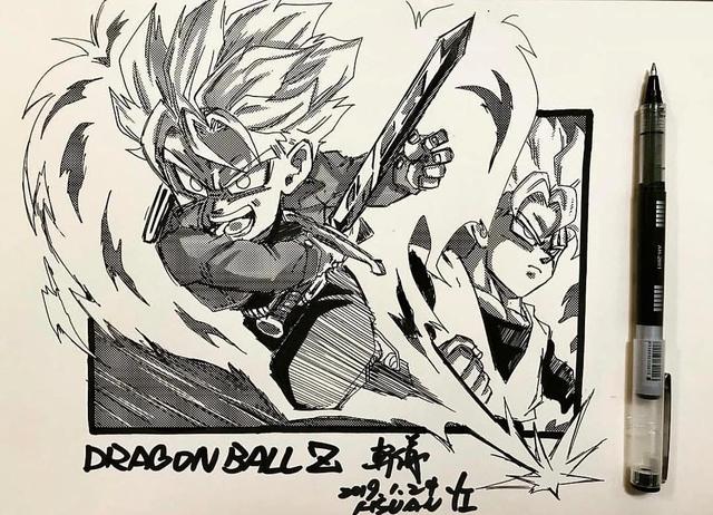 Dragon Ball: Mãn nhãn xem lại cuộc chiến giữa Frieza với Goku và nhóm chiến binh Z được tóm tắt qua tranh vẽ - Ảnh 24.