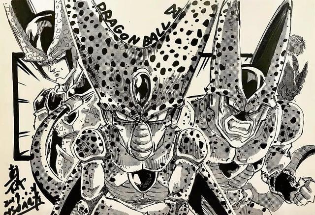Dragon Ball: Mãn nhãn xem lại cuộc chiến giữa Frieza với Goku và nhóm chiến binh Z được tóm tắt qua tranh vẽ - Ảnh 25.