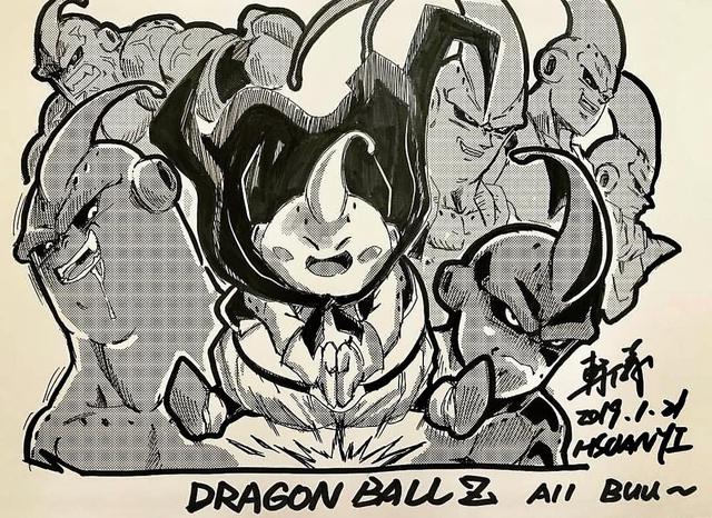 Dragon Ball: Mãn nhãn xem lại cuộc chiến giữa Frieza với Goku và nhóm chiến binh Z được tóm tắt qua tranh vẽ - Ảnh 30.