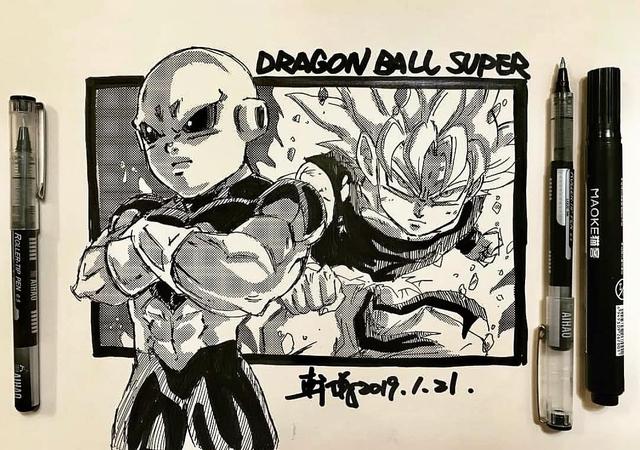 Dragon Ball: Mãn nhãn xem lại cuộc chiến giữa Frieza với Goku và nhóm chiến binh Z được tóm tắt qua tranh vẽ - Ảnh 31.