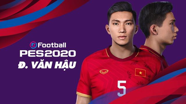Game thủ Việt tâm huyết, mang đội tuyển Việt Nam lên PES 20, đẹp xuất sắc và giống y xì đúc ngoài đời - Ảnh 6.