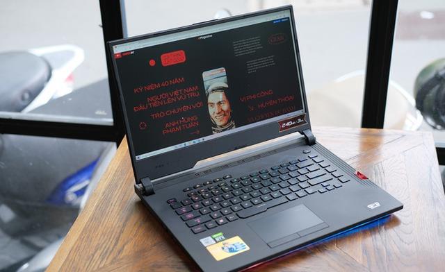 Laptop gaming quái vật ROG Strix SCAR 15 (2020): Core i7 Gen 10, RTX 2060 song giá hơi căng gần 48 triệu - Ảnh 4.