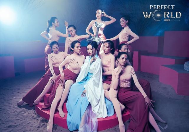 Orange đẹp ma mị trong bộ ảnh hóa thân hồ ly Perfect World VNG - Ảnh 6.