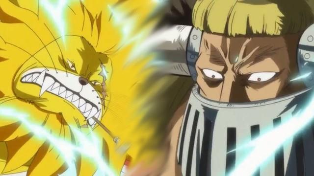 One Piece 988: Nekomamushi trong trạng thái Sulong liệu có đủ sức đánh bại một thành viên trong bộ ba tam tai? - Ảnh 4.