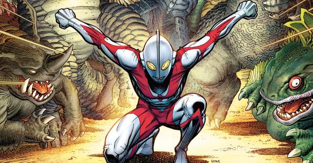 Siêu nhân Ultraman sẽ xuất hiện trong vũ trụ Marvel? - Ảnh 3.