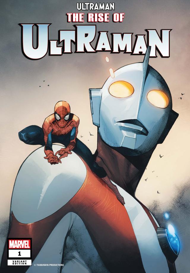 Siêu nhân Ultraman sẽ xuất hiện trong vũ trụ Marvel? - Ảnh 4.