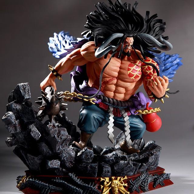 One Piece: Không phải hóa Rồng, đây mới là dạng biến hình mạnh nhất của tứ hoàng Kaido - Ảnh 3.