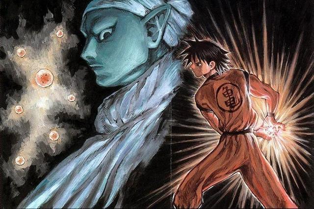 Các nhân vật Dragon Ball dưới nét vẽ của các mangaka sẽ trông như thế nào? - Ảnh 20.