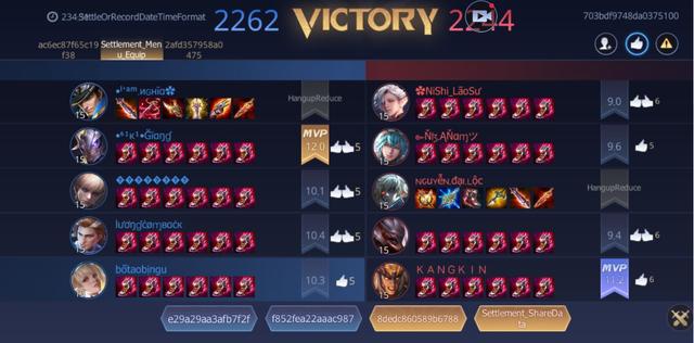 Liên Quân Mobile: Game thủ Việt tự tin buff mọi thông số từ tỷ lệ thắng, Mega/Quad/Triple Kill, MVP các loại - Ảnh 4.