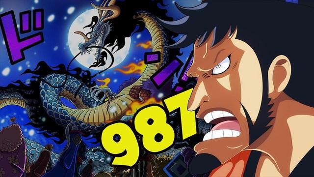 One Piece 988: Chết cười với ảnh chế Kaido thổi bay mặt trăng, Enel bất đắc dĩ tham gia vào trận chiến Wano - Ảnh 4.