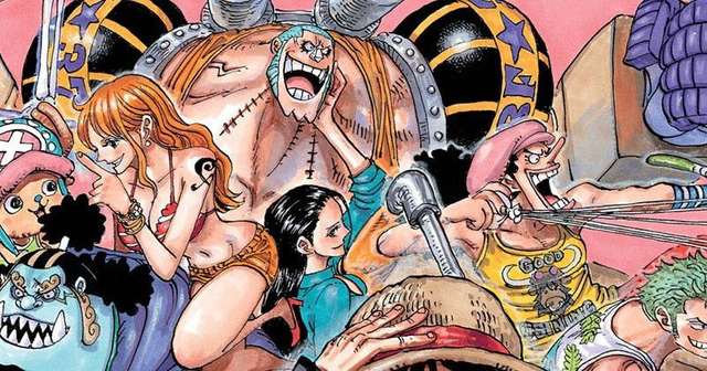 10 manh mối cho thấy Franky và Nico Robin sẽ trở thành một cặp sau khi One Piece kết thúc - Ảnh 5.