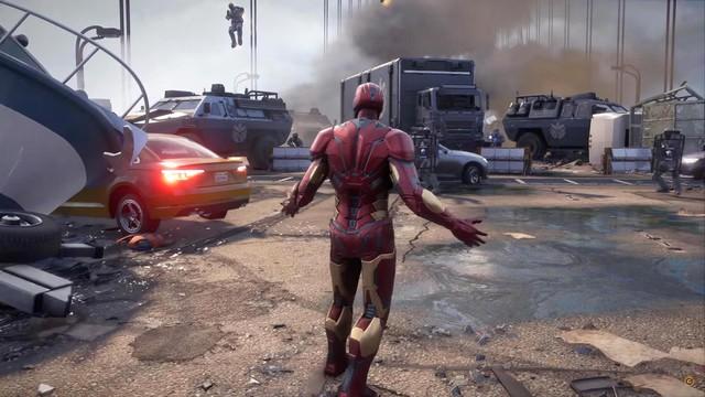 Bom tấn Marvels Avengers hé lộ cấu hình siêu nhẹ nhàng - Ảnh 1.