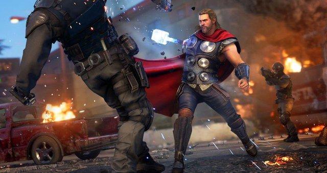 Bom tấn Marvels Avengers hé lộ cấu hình siêu nhẹ nhàng - Ảnh 2.
