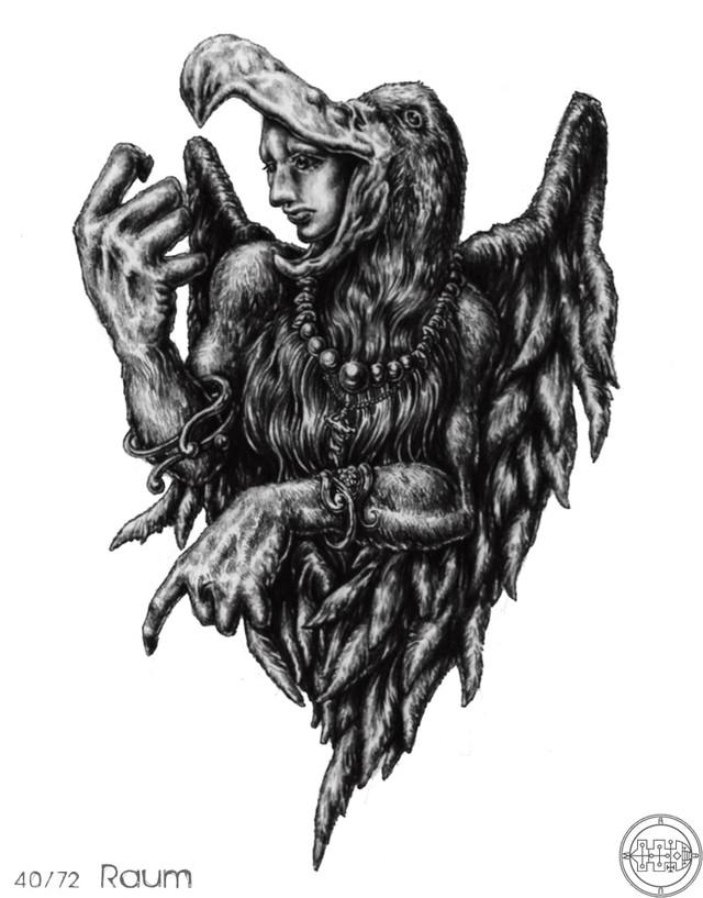 Giải mã 10 ác quỷ bí ẩn trong Phả Hệ Quỷ của LMHT: Thủy tổ ghê rợn tạo nên từ những mảnh thịt thừa, con thứ 7 chính là Yone  (P1) - Ảnh 6.
