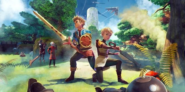Oceanhorn 2: Knights of the Lost Realm sẽ đến Nintendo Switch vào mùa thu này - Ảnh 3.