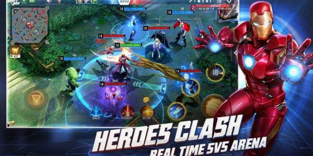 Sau 8 tháng ra mắt, Marvel Super War cũng mang đến cho game thủ Việt một tin vui và một tin buồn - Ảnh 1.