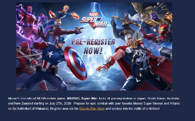 Sau 8 tháng ra mắt, Marvel Super War cũng mang đến cho game thủ Việt một tin vui và một tin buồn - Ảnh 2.