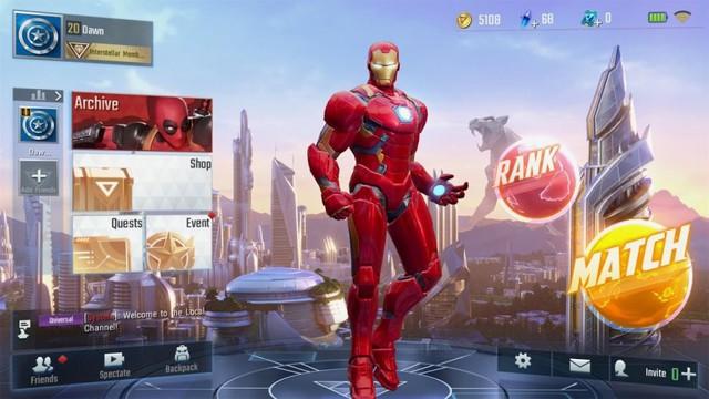 Sau 8 tháng ra mắt, Marvel Super War cũng mang đến cho game thủ Việt một tin vui và một tin buồn - Ảnh 3.