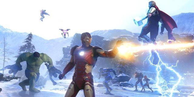 Bom tấn Marvels Avengers hé lộ cấu hình siêu nhẹ nhàng - Ảnh 3.