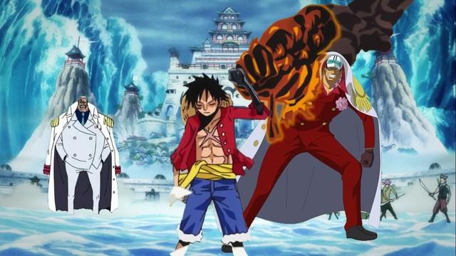 One Piece: Nếu ngày ấy Garp đấm Akainu, liệu đô đốc này có bay màu trong một nốt nhạc? - Ảnh 4.