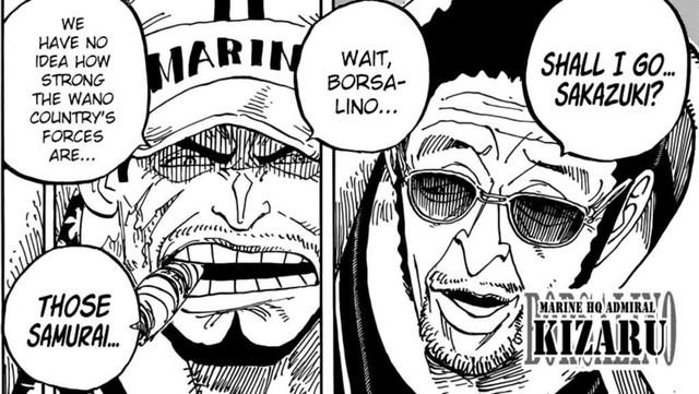 Giả thuyết One Piece: Sabo vẫn còn sống, có 2 Đô đốc Hải quân tham gia vào trận chiến tại Wano quốc? - Ảnh 5.