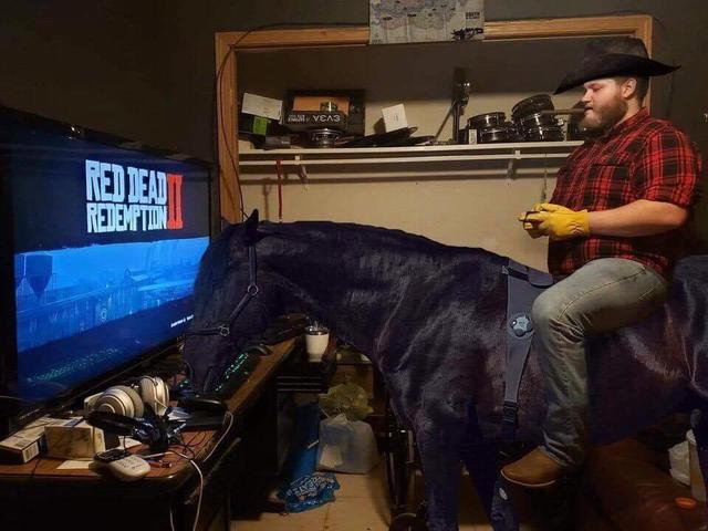 Chết cười với phong cách chơi game khó đỡ của game thủ - Ảnh 2.