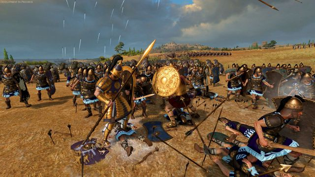 [Total War Saga: Troy] Achilles đại chiến Hector, chơi game mà đỉnh hơn cả xem phim - Ảnh 3.
