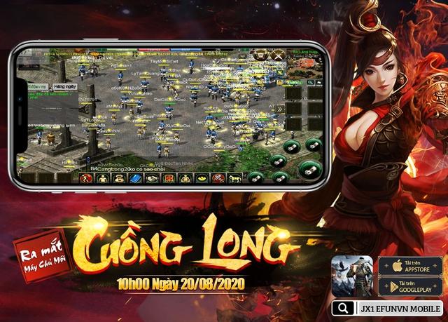 Jx1 Efunvn Mobile - tựa game di động tái hiện hoàn hảo nhất Võ Lâm Truyền Kỳ 2005 - Ảnh 2.