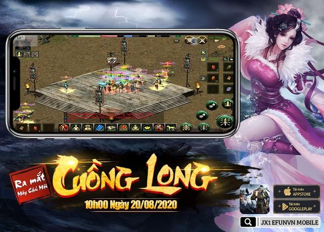 Jx1 Efunvn Mobile - tựa game di động tái hiện hoàn hảo nhất Võ Lâm Truyền Kỳ 2005 - Ảnh 5.