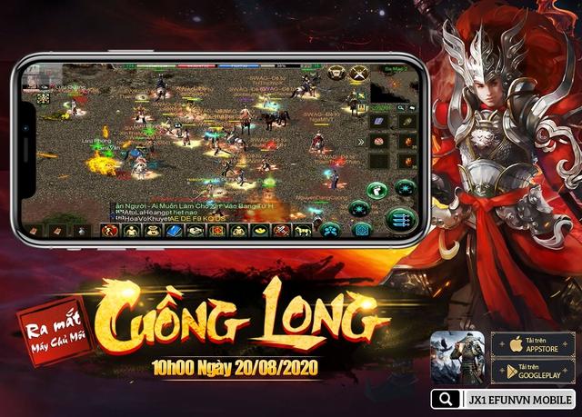 Jx1 Efunvn Mobile - tựa game di động tái hiện hoàn hảo nhất Võ Lâm Truyền Kỳ 2005 - Ảnh 6.