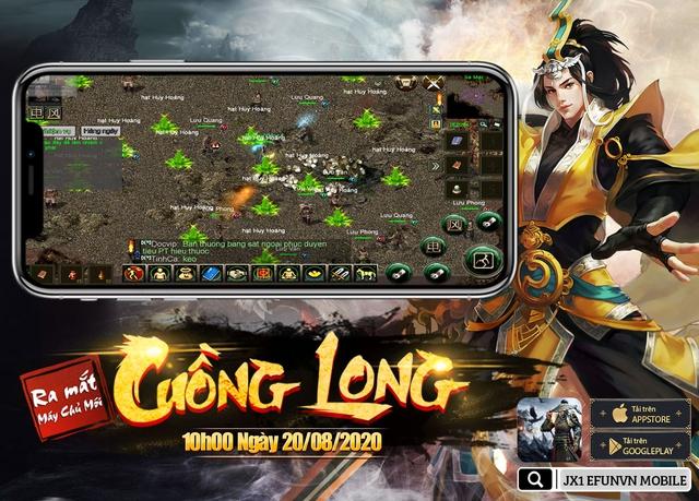 Jx1 Efunvn Mobile - tựa game di động tái hiện hoàn hảo nhất Võ Lâm Truyền Kỳ 2005 - Ảnh 7.