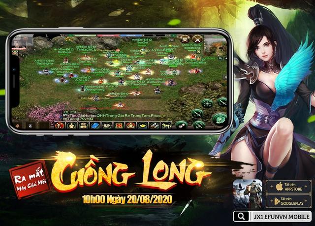 Jx1 Efunvn Mobile - tựa game di động tái hiện hoàn hảo nhất Võ Lâm Truyền Kỳ 2005 - Ảnh 9.