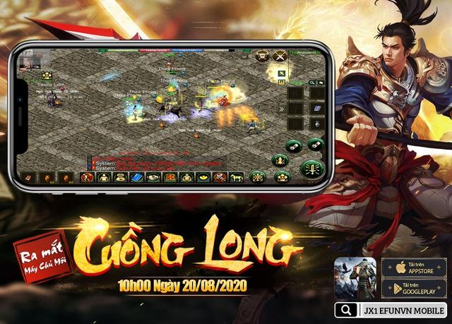 Jx1 Efunvn Mobile - tựa game di động tái hiện hoàn hảo nhất Võ Lâm Truyền Kỳ 2005 - Ảnh 10.