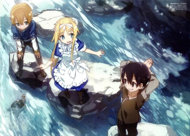 Kirito đi đến Underworld chỉ là vô tình hay là một sự sắp đặt có mục đích?