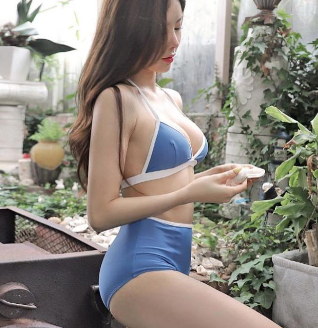 Thân hình bốc lửa lại còn thay đồ ngay trên sóng, hot girl Hàn Quốc khiến CĐM Việt Nam đổ rần rần - Ảnh 12.
