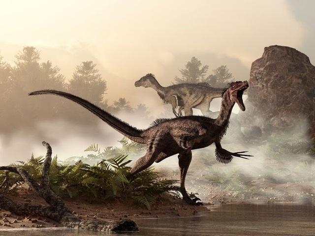 Top 10 loài khủng long nguy hiểm nhất thời tiền sử, khủng long bạo chúa vẫn còn hiền chán - Ảnh 1.