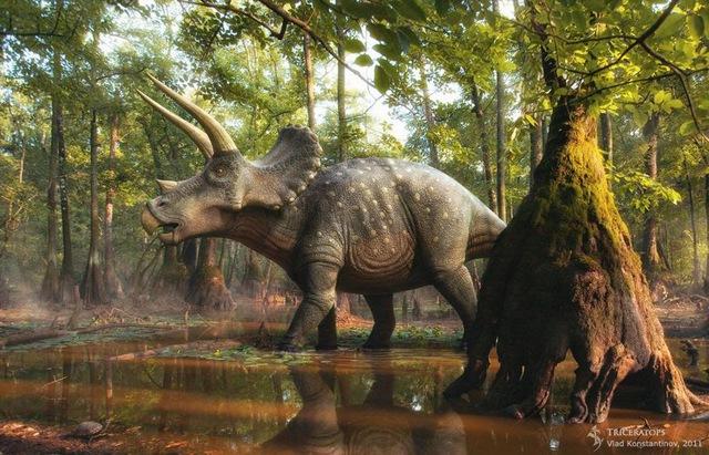 Top 10 loài khủng long nguy hiểm nhất thời tiền sử, khủng long bạo chúa vẫn còn hiền chán - Ảnh 9.