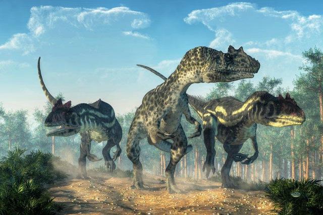 Top 10 loài khủng long nguy hiểm nhất thời tiền sử, khủng long bạo chúa vẫn còn hiền chán - Ảnh 6.