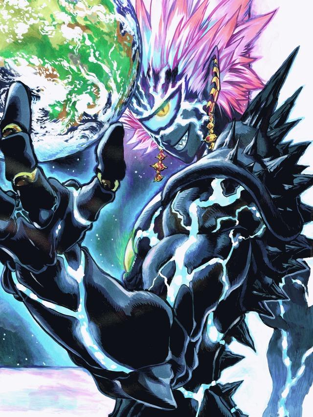 Những nhân vật đánh mãi không chết trong thế giới One Punch Man (P.1) - Ảnh 2.