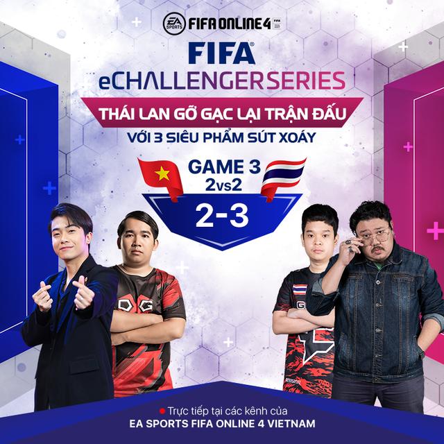 Cris Phan, Hùng Dũng, Vermisse giúp Việt Nam trở thành nhà vua của FIFA eChallenger sau khi đả bại Thái Lan 3-1 - Ảnh 5.