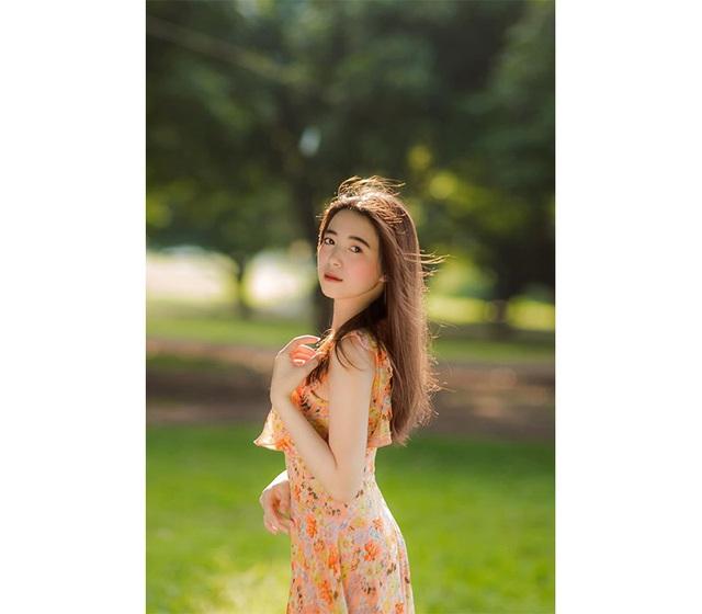 Hiếm khi ăn vận gợi cảm, nàng hot girl 2k2 vẫn khiến cộng đồng mạng ngất ngây với vòng một siêu đẹp của mình - Ảnh 8.