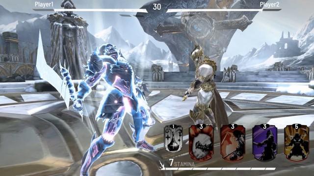 Invictus: Lost Soul - một trò chơi chiến đấu điều khiển bằng thẻ, ấn tượng về mặt hình ảnh - Ảnh 1.