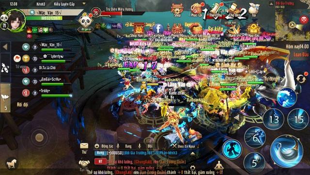 Làng game Việt sắp đón bão siêu phẩm, bom tấn lớp tiền bối Thục Sơn Kỳ Hiệp Mobile vẫn tự tin với chất game không thể thay thế - Ảnh 2.