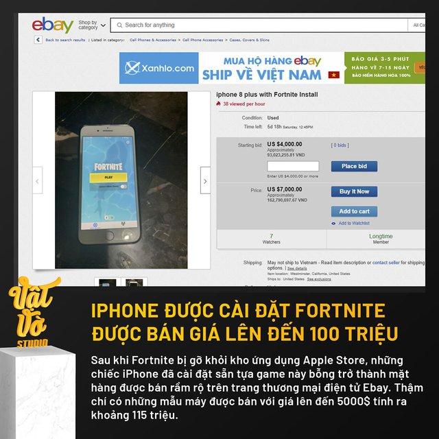 Chú ý! Đừng xóa Fortnite, bán ngay smartphone có game này với giá hàng trăm triệu, giúp game thủ đổi đời - Ảnh 2.