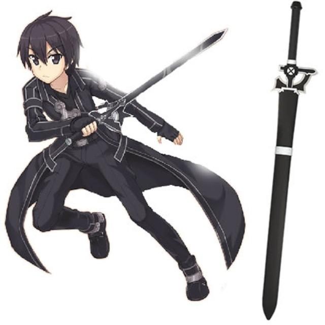 Elucidator là thanh kiếm mạnh nhất của Kirito