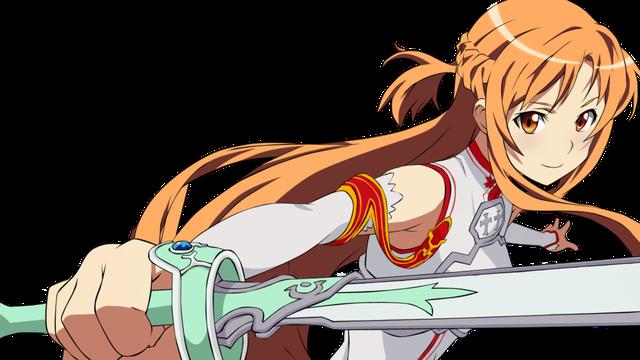 Wind Fleuret giúp Asuna có tốc độ tấn công rất nhanh