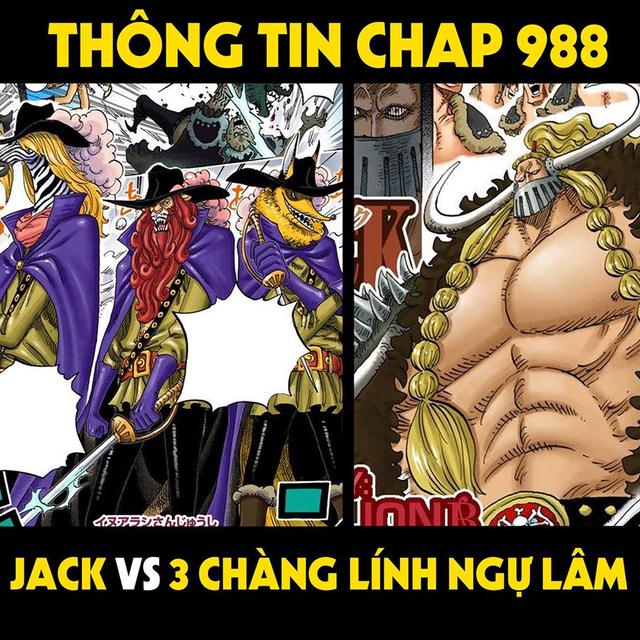 One Piece 988: Top 4 điều hấp dẫn khiến bạn không thể bỏ qua chap mới này - Ảnh 2.