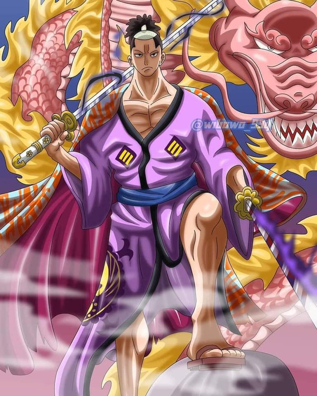 One Piece: Đã mắt với bức ảnh Momonosuke 28 tuổi tự tin muốn đối đầu với tứ hoàng Kaido - Ảnh 4.